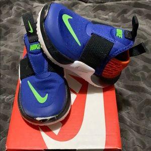 Baby Nikes size 5